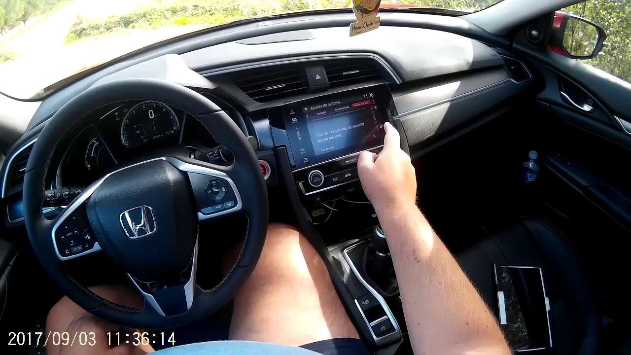 Honda Civic Sedan 2017 Executive Dashboard