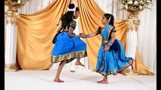 "Tamil Christian Folk Dance ""Pachcha Samba"""