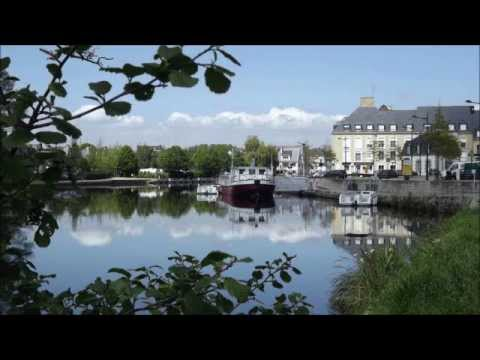 pontivy terre des rohan et ville imp riale visiter morbihan youtube. Black Bedroom Furniture Sets. Home Design Ideas
