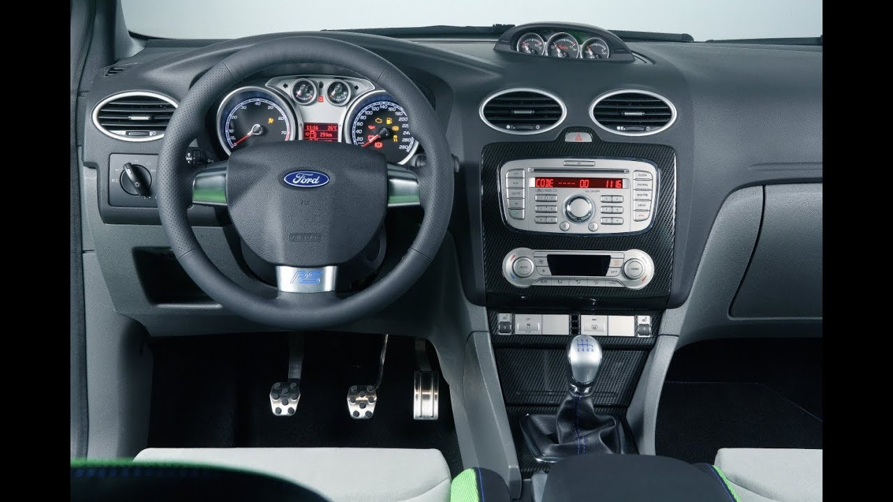 How To Remove A Ford Focus Dashboard