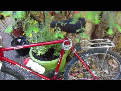Vintage Nishiki Bombardier Mountain Bike