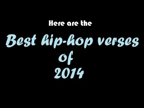 Best Hip Hop verses of 2014
