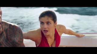 BAYWATCH Official Red Band Trailer (2017) Dwayne Johnson, Alexandra Daddario Comedy Movie HD