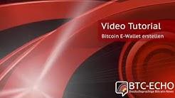 Ein Bitcoin Online-Wallet erstellen