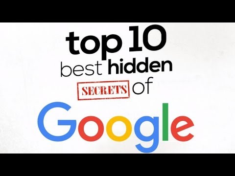 Amazing information about Google