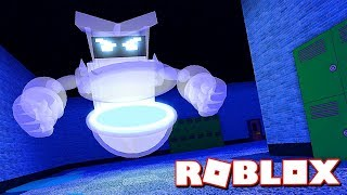 Roblox Adventures - DEFEAT THE TOILET MONSTER IN ROBLOX! (SpoopyPants Adventure Obby) thumbnail