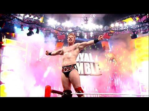 Sheamus recalls the biggest moment of his career at the 2012 Royal Rumble