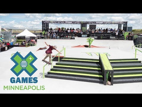 Qualify for X Games Minneapolis!