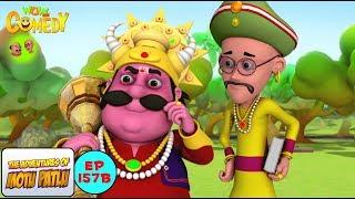 Yam Hain Ham - Motu Patlu in Hindi - 3D Animated cartoon series for kids - As on Nick
