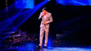 Matt Cardle and Rihanna sing Unfaithful - The X Factor Live Final (Full Version)