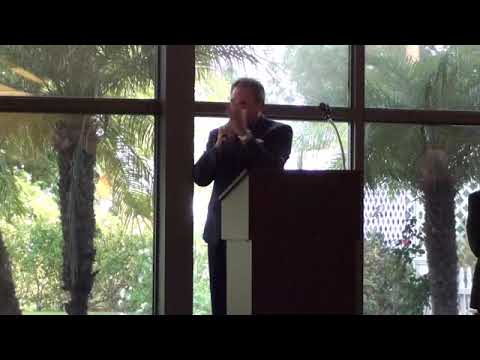Rick Avery acceptance speech