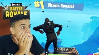 FORTNITE BATTLE ROYALE : A MINHA MELHOR PARTIDA! 11 KILLS! DUO FT. ALLISSON!