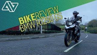BMW GS 1250 R REVIEW: GRAHAM HOSKINS