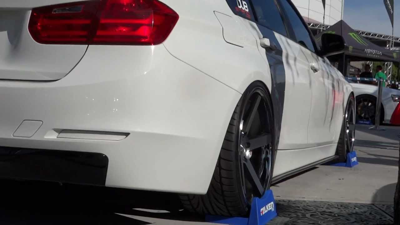2012 Bmw 328i Concave Stance Rims Amp Lowered Youtube