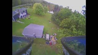 Torrent FPV Learning to fly