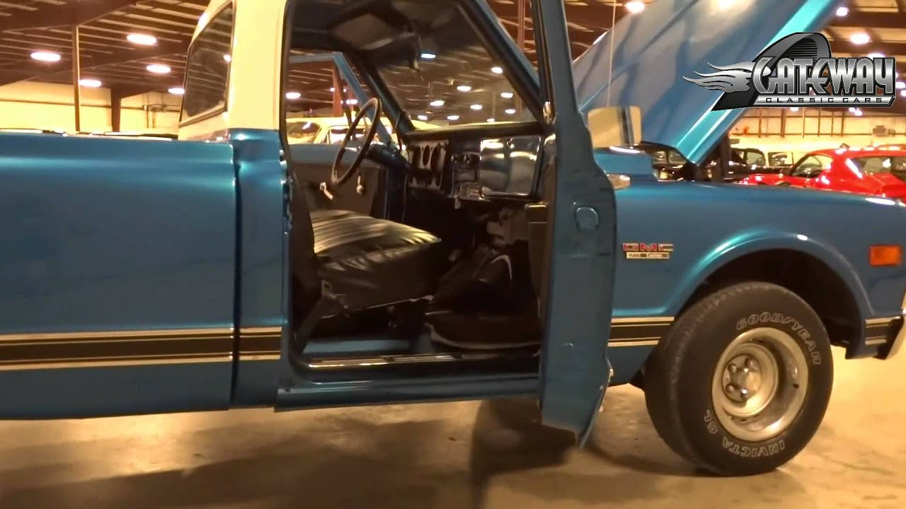 1971 GMC 1500 Pickup located in our Louisville Ky Showroom