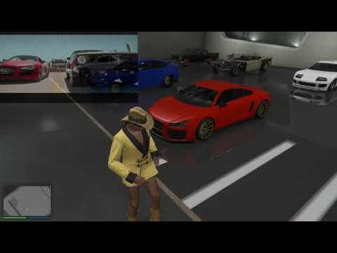 FAST AND FURIOUS - Gta 5 Garage Tour 4 - {70+ CARS}