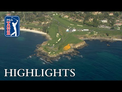Highlights | Round 3 | AT&T Pebble Beach