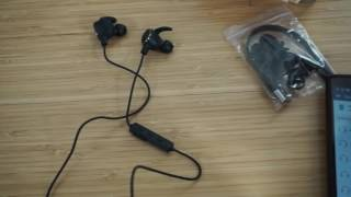 TaoTronics TT-BH15 Bluetooth Headphones Review