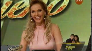 Bailando Merengue: Super MArio y MAriana Pinedo, Super Mario Luchador profesional