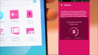 T-mobile Usa Device Unlock App Tutorial