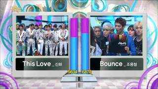 Winner announcement, 1위 발표, Music Core 20130525