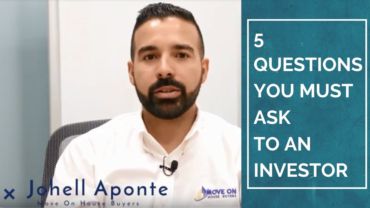 How to sell to an investor in Houston TX - 5 Questions to ask a House Buyer in Houston TX