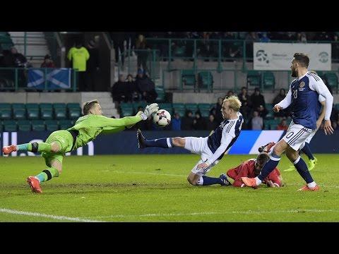 HIGHLIGHTS   Scotland 1-1 Canada