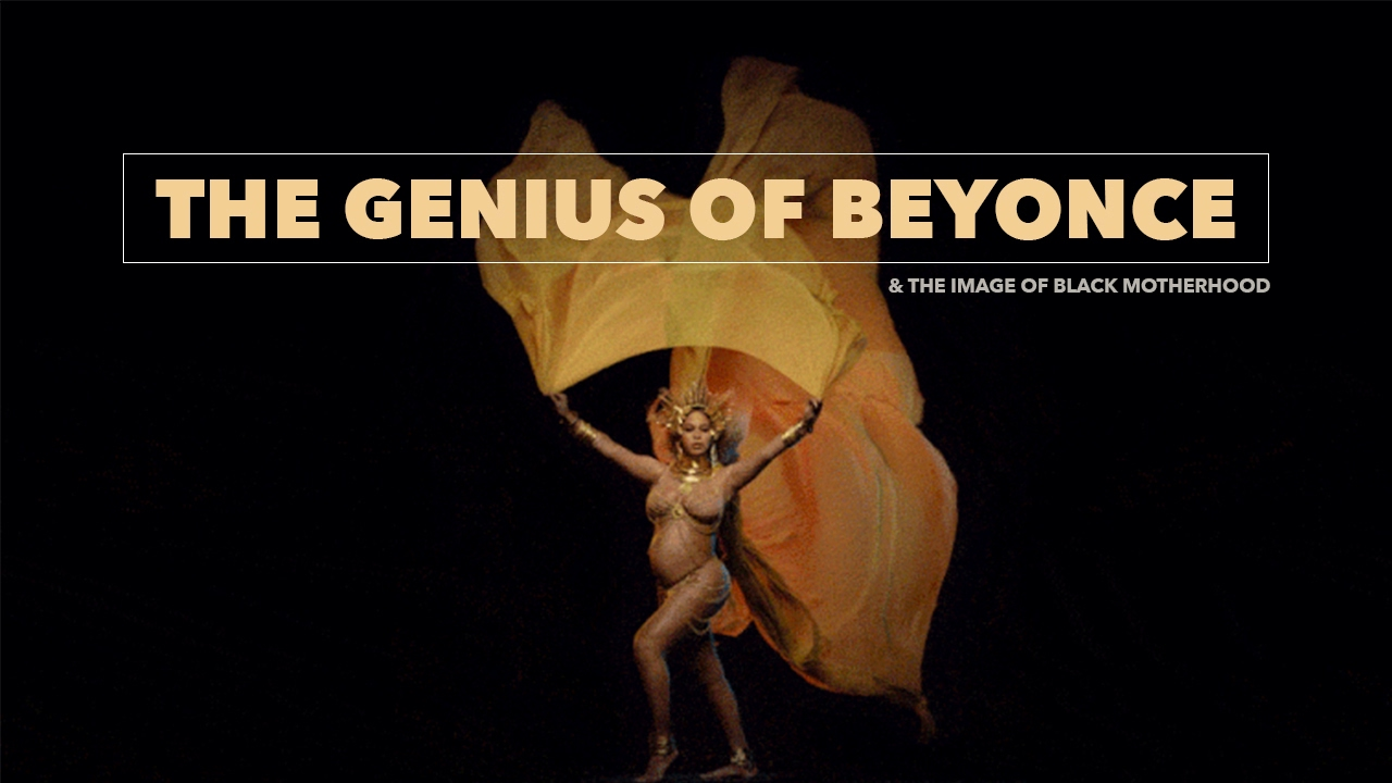 The Genius Of Beyoncé Reshaping The Image Of Black Motherhood - YouTube