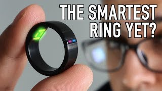 Gambar cover UNBOXING - MOTIV - The Smartest Ring Ever? - aka the Future Fitbit of Rings!