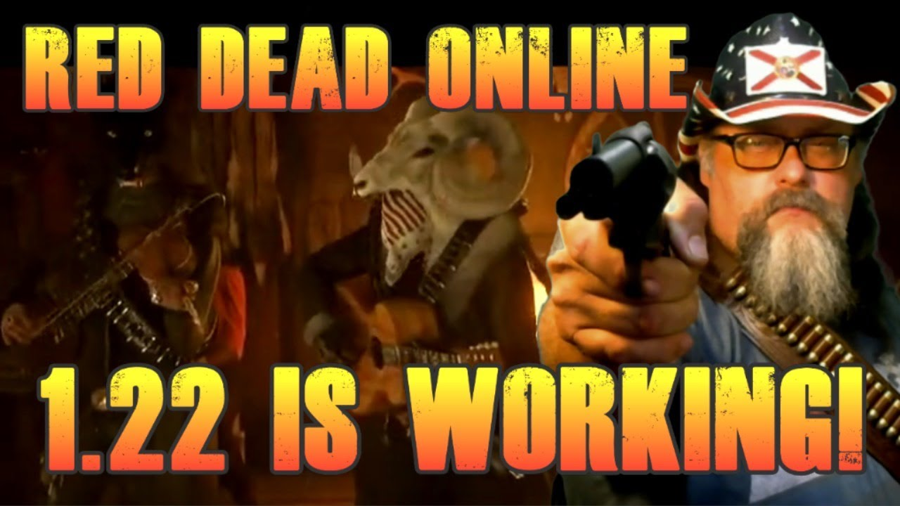 Drac Live 1320 - It's Working Again!!!  - Red Dead Online