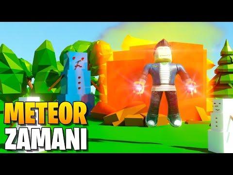 🔥 Meteor Zamanı! 🔥 | Magic Simulator | Roblox Türkçe
