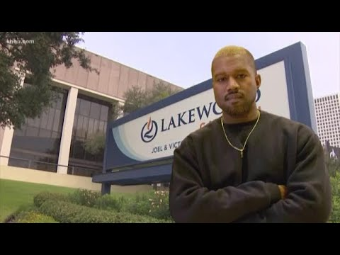 Watch Kanye West's Sunday Service at at Houston's Lakewood ...