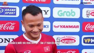 Trọng Hoàng tiết lộ ĐT Việt Nam đã nhìn ra điểm mạnh, yếu của Philippines| AFF Cup 2018