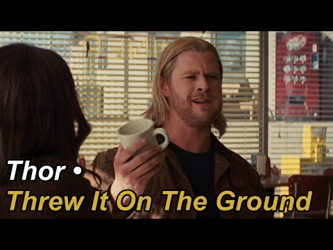 Thor • Threw It On The Ground