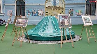 Дух Франції у Чернівцях – у Галереї Ратуші відкрилася виставка художніх робіт