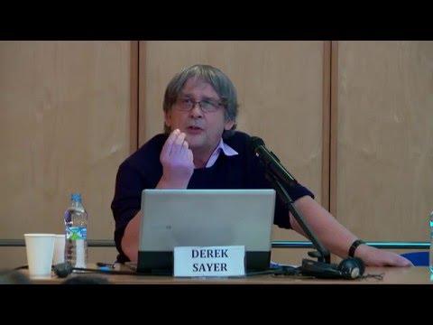 Memory Region Berlin/Texas – lecture by Derek Sayer