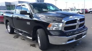 Northland Dodge | USED 2014 RAM 1500 SLT 4X4 3.6L V6 8 SPEED 4 DOOR CREWCAB 16C1068610