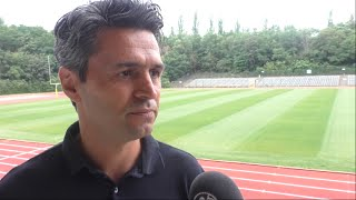 Interview mit Kemal Halat (Sportlicher Leiter Berliner AK 07) | SPREEKICK.TV