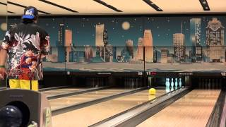 2014 Japan Trip - Bowling at The Prince Park Tower in Tokyo (Part 4)