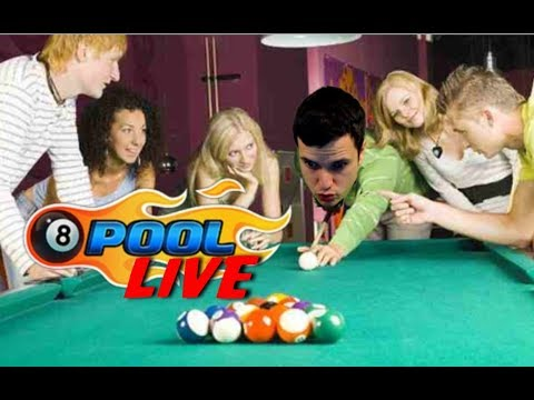 8 Ball Pool TV 🔴 LIVE 📺 !rank !8ball