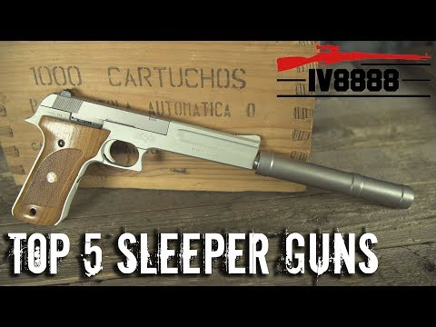 Top 5 Sleeper Guns