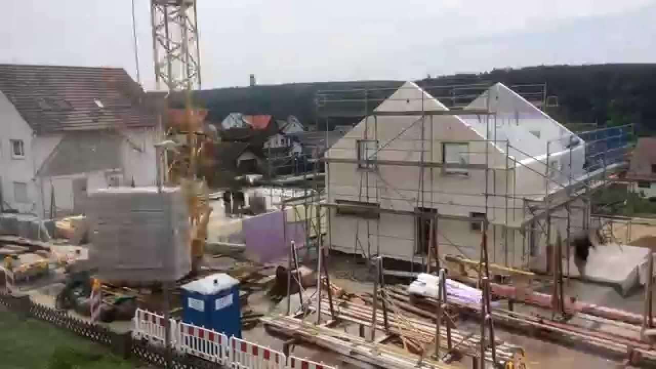 Hauser Massivhaus hauser massivbau häusle bauen im zeitraffer