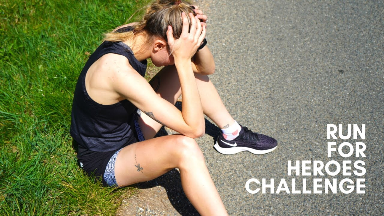 Run for Heroes challenge - 5k challenge to support key workers.