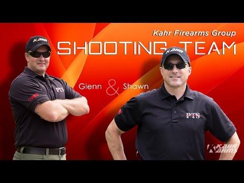 Kahr Firearms Group Shooting Team - Shawn & Glenn