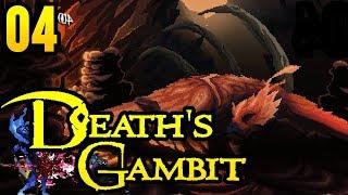 Zagrajmy w Death's Gambit - DUSZA FENIKSA / 2 BOSSÓW [#04]