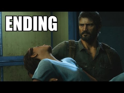 The Last of Us Remastered Grounded Walkthrough Part 26 - Ending No Damage PS4