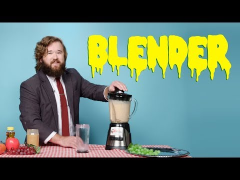 Fruit Smoothie Or Hot Dog Water? Haley Joel Osment Plays Trivia To Decide  Blender