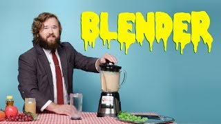 Fruit Smoothie Or Hot Dog Water? Haley Joel Osment Plays Trivia To Decide | Blender