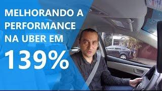 Melhorando a PERFORMANCE na UBER EM 139%